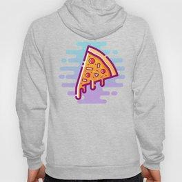 Pizza Illustration Hoody