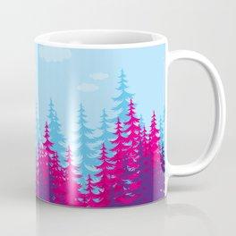 Forest elephant Coffee Mug