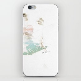 """uncomfortably numb"" iPhone Skin"