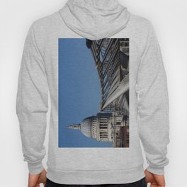 Millenium Bridge and St Pauls Cathedral Hoody