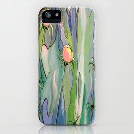 La Flora iPhone Case