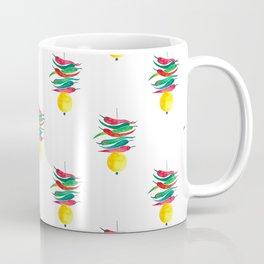 Lemon chilli charm Coffee Mug