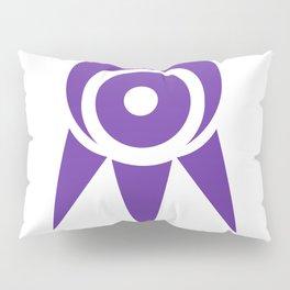 Seeker's Eye - Minimal Pillow Sham