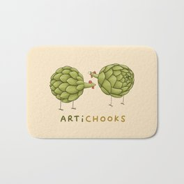 Artichooks Bath Mat