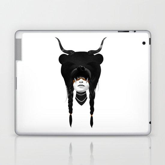 Bear Warrior Laptop & iPad Skin