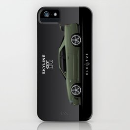 Millenium Jade R34 iPhone Case