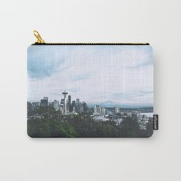 Seattle afternoon views Carry-All Pouch