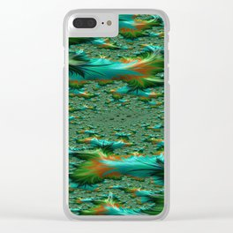 The Luck of the Legend 5 Clear iPhone Case