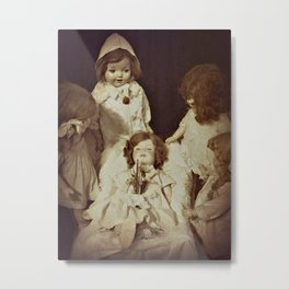 Of Dolls and Death Metal Print