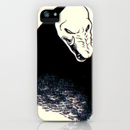 0642–166 iPhone Case