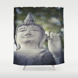 BUDDHA IN SUKHOTHAI II Shower Curtain