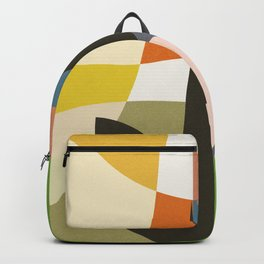 mid century garden II Backpack