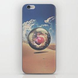 Orb v01 iPhone Skin