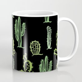 Cactus pattern Coffee Mug