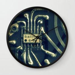 Circuit 957 Wall Clock