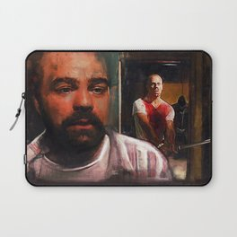 Escape From Sodom - Butch And Zed - Pulp Fiction Laptop Sleeve