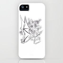The Happy Dragon iPhone Case