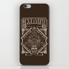Best in the 'Verse iPhone & iPod Skin