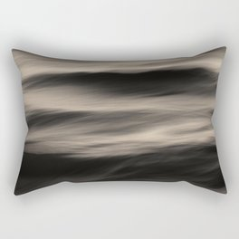 The Uniqueness of Waves XII Rectangular Pillow