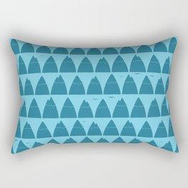 GET OVER /T Rectangular Pillow