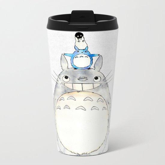 Ghibli  Metal Travel Mug