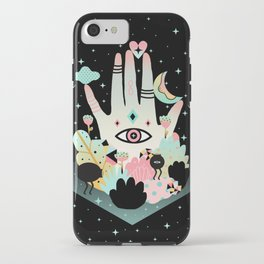 Mystery Garden iPhone Case