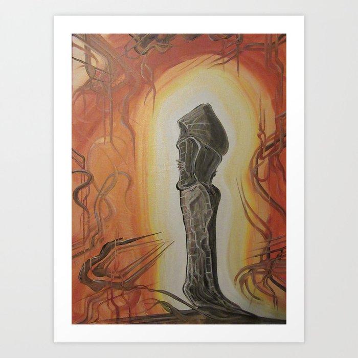 Illumina Art Print