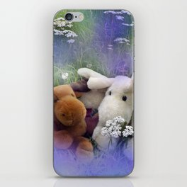 you're not alone iPhone Skin