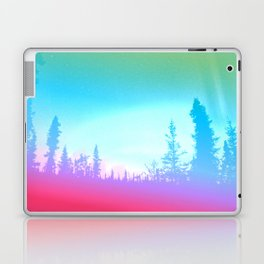 Bright Colorful Forest Laptop & iPad Skin