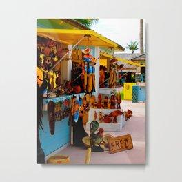 Bahama mama Metal Print