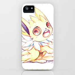 Cute little Jolteon iPhone Case