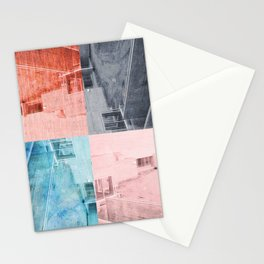 Popart Building Stationery Cards
