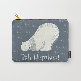Bah humbug! - Ebenezer Scrooge Carry-All Pouch