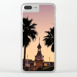 University of Tampa at Sunset Clear iPhone Case