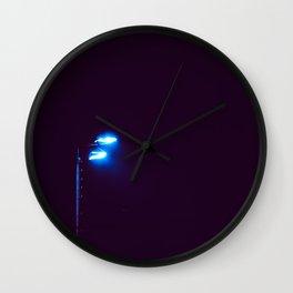 Last lights / Bladerunner Vibes / Austria Wall Clock