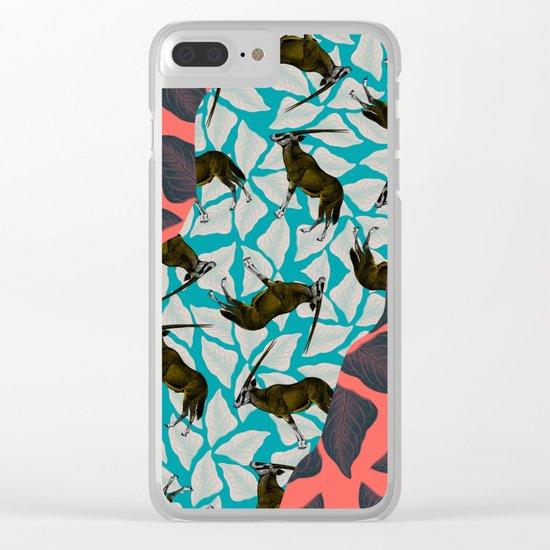 RAGAR+ORIX Clear iPhone Case