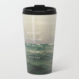 DEEP WATERS Travel Mug