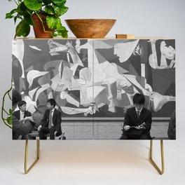 Guernica in Tokyo Credenza