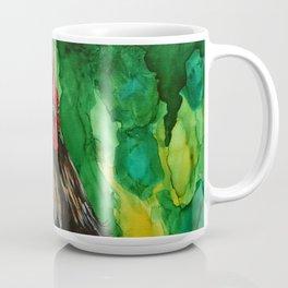 Serama Rooster - Chicken Art Coffee Mug