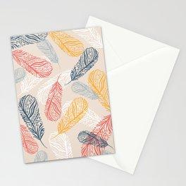 FeathersI Stationery Cards