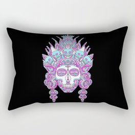 Eternal Death and her family in the mirror of creation II Rectangular Pillow