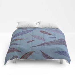 Flying Feathers Comforters
