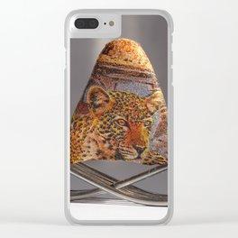 minimalist Clear iPhone Case