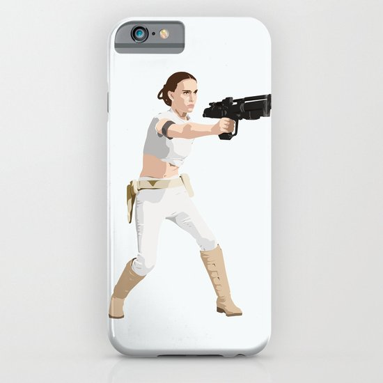 Padme of Star Wars iPhone & iPod Case