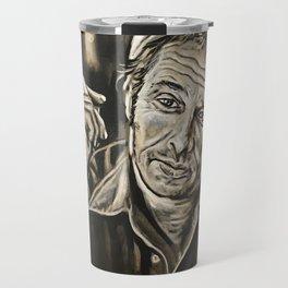 Merle Haggard Travel Mug