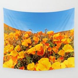 Poppy, poppy, poppy Wall Tapestry