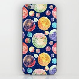 Planets iPhone Skin