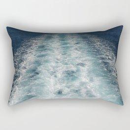 Sea Trails 3 Rectangular Pillow