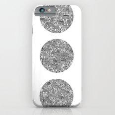 City Circles iPhone 6s Slim Case