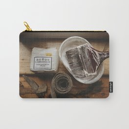painting preparation Carry-All Pouch